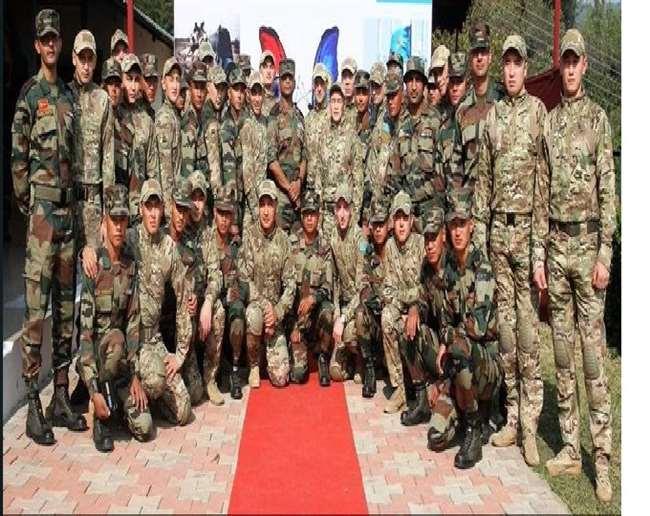 भारत-कजाखस्तान संयुक्त प्रशिक्षण अभ्यास 'KAZIND-21' 30 अगस्त से शुरू होगा