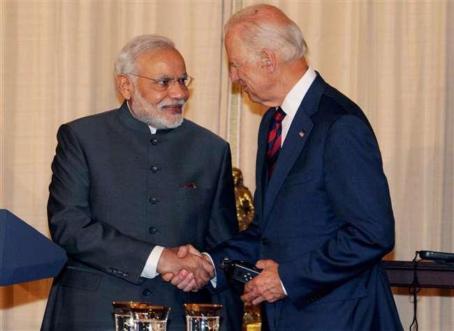 5 बिंदुओं में समझिए बाइडन युग में भारत-अमेरिका के संबंधों की केमस्टी। फाइल फोटो।