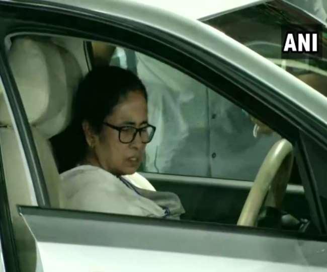 मुख्यमंत्री ममता बनर्जी को रोम यात्रा की विदेश मंत्रालय से नहीं मिली अनुमति