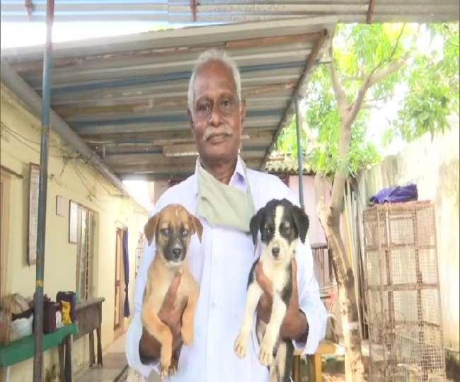 आंध्र प्रदेश के 71 वर्षीय मुरला वेंकटेश्वरलू