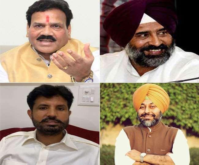 पंजाब की नई कैबिनेट में डा. राजकुमार वेरका, परगट सिेंह, अमरिंदर सिंह राजा वडि़ंग और गुरकीरत कोटली नए चेहरे होंगे।