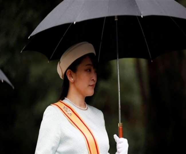जापान की राजकुमारी माको । (फोटो- रायटर)