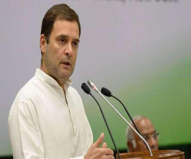 राहुल गांधी ने कांग्रेस नेताओं से कहा- गोवा में हो BJP की हार, शुरू करें प्रभावशाली चुनाव प्रचार