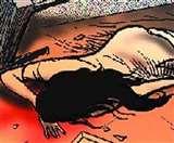 सनकी पति ने चाकू से गला काटकर की पत्नी की हत्या Koderma News