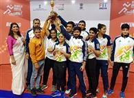 खेलो इंडिया में छाए कैथल के खिलाड़ी, आठ मेडल जीते