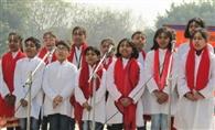 शैक्षणिक संस्थानों में हर्षोल्लास से मनाया गया गणतंत्र