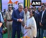 Republic Day 2020: राज्यपाल जगदीप धनखड़ ने ममता बनर्जी को चाय पार्टी के लिए किया आमंत्रित