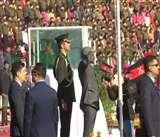 Republic Day 2020: नए जम्मू-कश्मीर में दिखा गणतंत्र का दम, तिरंगा फहराने को हर कोई था उत्सुक