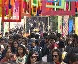 साहित्य के महाकुंभ जयपुर लिटरेचर फेस्टिव में लगे देश विरोधी नारे, पांच छात्र हिरासत में