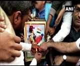 Clash In Howrah: भारत माता की पूजा को लेकर पुलिस व भाजपा कार्यकर्ताओं में झड़प
