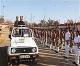 Republic Day 2020: उदयपुर में धूमधाम से मना गणतंत्र दिवस