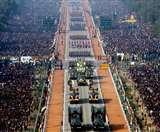 राजपथ पर नारी शक्ति ने दिखाया अपने शौर्य का नया रुप, भारत के सैन्य पावर की दिखी धमक
