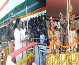 Republic Day Parade 2020 Rachi, Jharkhand: राज्यपाल ने रांची-CM ने दुमका में फहराया तिरंगा; तस्वीरें