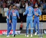 टीम इंडिया ऑकलैंड में न्यूजीलैंड के खिलाफ लगातार तीन T20I मैच जीतने वाली पहली एशियाई टीम बनी