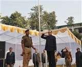 मुख्य सचिव ने सचिवालय परिसर में किया ध्वजारोहण, गणतंत्र दिवस की दी बधाई