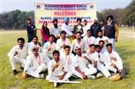बाबा फरीद कॉलेज ऑफ इंजीनियरिग के विद्यार्थियों ने हासिल किया पहला स्थान