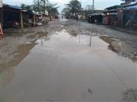 बेमौसम बारिश ने बढ़ाई किसानों की चिता