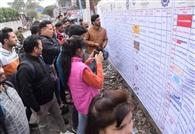 रोजगार पाने को हल्द्वानी पहुंचे कुमाऊं के पांच हजार युवा, 151 को नियुक्ति