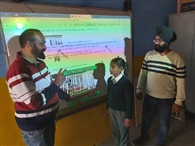 सरकारी स्कूलों का बदला स्वरूप, बन गए स्मार्ट : अमरजीत सिंह