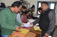 रुद्रपुर में 43 में 24 उप प्रधान निर्विरोध निर्वाचित