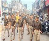 सीएए का विरोध : दिल्ली में हिंसा को लेकर मेरठ मंडल में हाईअलर्ट Meerut News