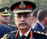 सेनाध्यक्ष जनरल नरवाने ने जवानों से कहा- पाकिस्तान की हर हरकत का मुंहतोड़ जवाब दें