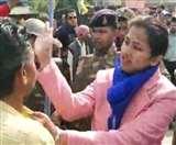 मध्य प्रदेश के चर्चित थप्पड़ कांड की रिपोर्ट मुख्यमंत्री कमलनाथ को सौंपी