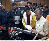 उत्तराखंड विधानसभा में दिखी रौनक, सीएम और मंत्रियों ने सुनी जनसमस्याएं