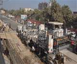 मेडिकल कॉलेज रोड : मई 18 में पूरा होना था निर्माण कार्य, अब मार्च 2020 तक पूरा होगा Gorakhpur News,
