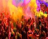 इस बार होली का अंदाज है जुदा, क्लासिक स्टाइल से रंगों का खुमार बढ़ा Agra News