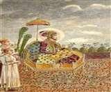 Holi in Braj: फागुनी रंगों से सराबोर हो इस मुगल बादशाह ने रच दिए थे होली के पद, आज भी हैं संरक्षित Agra News
