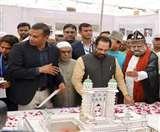 Rajasthan: पीएम मोदी की ओर से ख्वाजा की दरगाह पर मुख्तार अब्बास नकवी ने चढ़ाई चादर