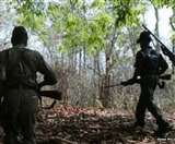 ऑपरेशन प्रहार: नारायणपुर के जंगल में सुरक्षा बलों और नक्सलियों की मुठभेड़, एक जवान को लगी गोली