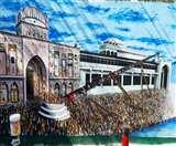 स्मार्ट सिटी में दरबार साहिब की पेंटिंग को मिला पहला पुरस्कार Dehradun News