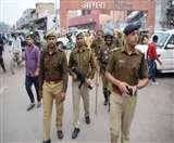 CAA Protest in UP: जोन में हाई अलर्ट, अब तीसरी आंख से रखी जाएगी नजर Agra News