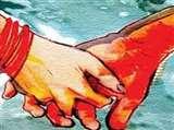 पंचायत का तुगलकी फरमान, शादी के बाद प्रेमी युगल नहीं रहेंगे गांव में Prayagraj News