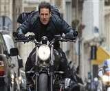 कोरोना वायरस की वजह से टॉम क्रूज की फ़िल्म की शूटिंग हुई 'मिशन इम्पॉसिबल'