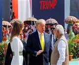 मेहमाननवाजी से गदगद हुए राष्ट्रपति डोनाल्ड ट्रंप, बोले- भारत महान है, मेरी यात्रा बेहद सफल रही