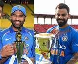 रोहित शर्मा और विराट कोहली ने प्लेयर ऑफ द मैच के मामले में रचा इतिहास, बना है विश्व रिकॉर्ड