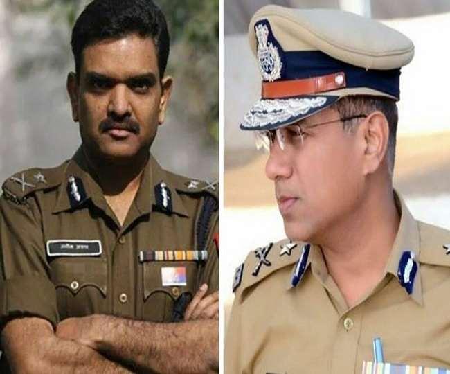 एडीजी असीम अरुण को कानपुर और एडीजी ए सतीश गणेश को वाराणसी का पुलिस कमिशनर बनाया गया
