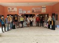 15 लोगों ने जीती कोरोना से जंग, भेजे गए घर