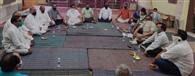 रामकुमार जैन बने करियाणा मर्चेन्ट्स एसोसिएशन के प्रधान