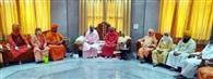 अखिल भारतीय अखाड़ा परिषद ने चंडी माता मंदिर पंचकूला के अधिग्रहण का किया विरोध