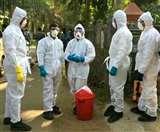 LIVE Coronavirus Ranchi: रांची में कोरोना के 10 मामले बढ़े, 125 पॉजिटिव केस में 2 की मौत