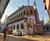 Eid-ul-Fitr 2020: ईद पर शहर की बदल गई सूरत, नहीं दिखी भीड़, शहर काजी ने जामा मस्जिद में पढ़ी नमाज, तस्वीरों से जाने शहर का हाल Meerut News