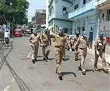 Hotspot in Lucknow: राजधानी के तीन हॉटस्पॉट घटे, अब कुल पांच क्षेत्र बचे