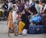 Lockdown4: प्रवासियों से गुलजार गांवों में गहरा रही रोजी-रोटी की फिक्र Gorakhpur News
