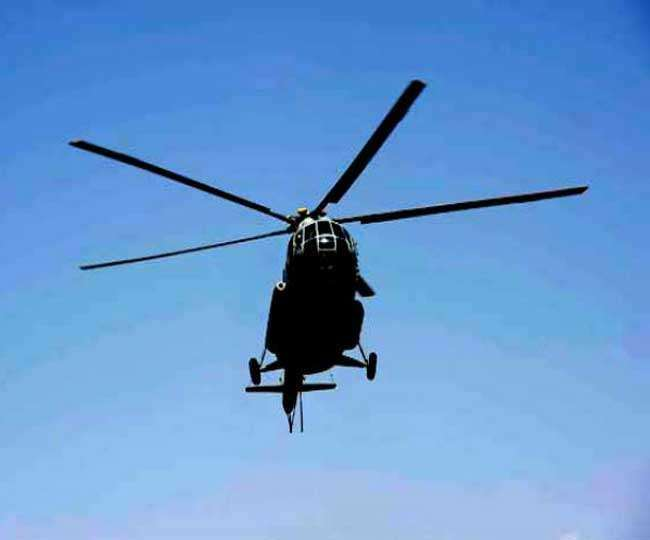 पूरे शहर को हेलीकाप्टर से अपने खर्च पर सैनिटाइज कराने की रखी मांग