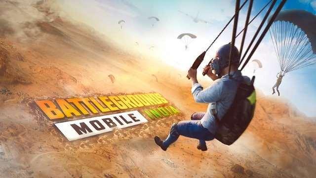 यह Battlegrounds Mobile India की फोटो है
