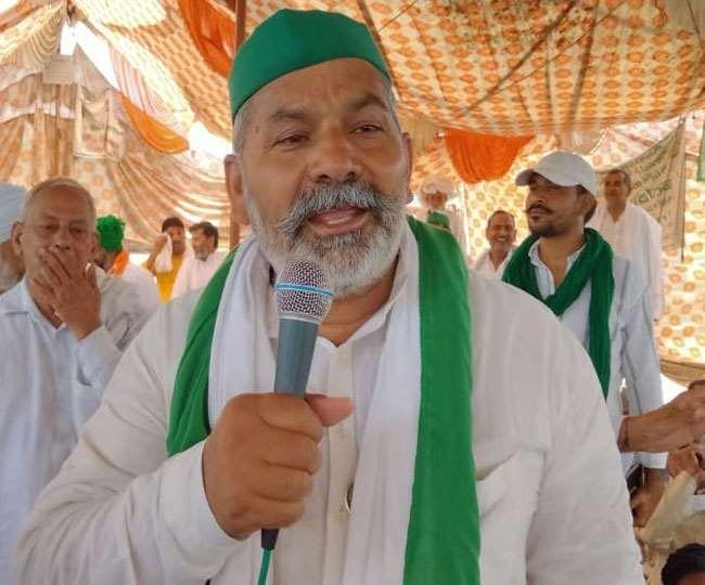 हरियाणा में जो लोग राकेश टिकैत को बाहरी बता रहे हैं, वे जान लें-मैं सोनीपत के मझाना गांव का हूं।